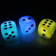 Colorful Color-changing Dice Shape LED Night Light