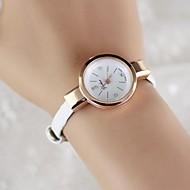 Women's Circular Quartz Belt Watch(Assorted Colors)