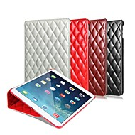 IMUCA New Smart Magnetic Diamond Series with Sleep and Wake Function PU Leather Case for iPad Air 1/2