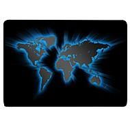 """el mundo del diseño de todo el cuerpo caja de plástico de protección para 13 """"/ 15"""" macbook-pro con pantalla de retina"""