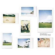 20 Fujifilm Instax mini-film-pack-twin blanc instantané
