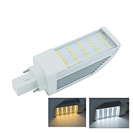 5W G24 LED Corn Lights T 25 SMD 2835 475 lm Warm White / Cool White Decorative AC 85-265 V