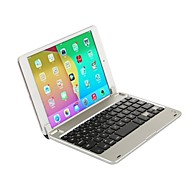 Aluminum Bluetooth Keyboard with Rotating Shaft For iPad mini1/2/3 (Assorted Colors)
