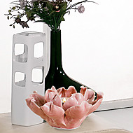 European Style Lotus Candle Holder