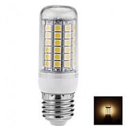 5W E26/E27 LED Corn Lights T 69 SMD 5050 560LM lm Warm White / Natural White AC 220-240 V