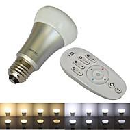 E26/E27 7 W 24 SMD 5630 560-650 LM Dimmable Globe Bulbs AC 85-265 V