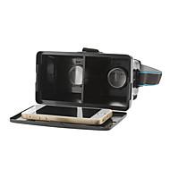 iPhoneのアンドロイドスマートフォンの3Dムービーの3DゲームのためのバーチャルリアリティVRテリオス3Dメガネ
