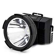 ZUKE ZK1695 Rechargeable 2-Mode 1x Cree LED 5W Headlamp(300LM, Black)