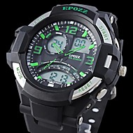 Men's Watch Multifunctional Waterproof Digital Special Military Design for Sprots(Assorted Colors)