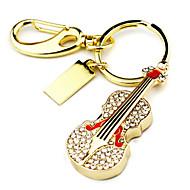 amotaios amo-uy0103 (16 g) 16 GB USB 2.0 Flash Stick Halskette / Musikinstrumente / crystal