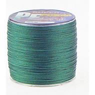 70 80 libras línea trenzada multifilamento pe verde oscuro 4 hebras carpa cable de cuerda de pesca submarina pesca