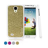 ggmm® sparkle ultraslanke deksel beschermhoes met screen protector film voor Samsung Galaxy S4 i9500