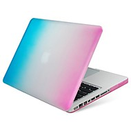caja protectora de plástico de colores para el MacBook Air de 13,3