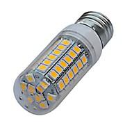 7W E26/E27 Ampoules Maïs LED T 69 SMD 5050 560-630lm lm Blanc Chaud / Blanc Froid AC 100-240 V