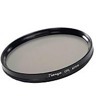 Tianya 67mm cpl Filtre polarisant circulaire pour Nikon D7100 D7000 18-105 18-140 canon 700d 600d de lentille de 18-135mm