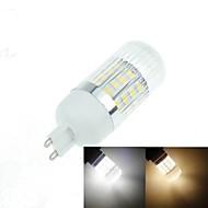 G9 7W 40x5630SMD 1600LM 3500K 6000K Warm White/Cool White Home / Office Corn Bulbs  AC110-240V
