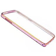hhmm gemengde kleur Phnom Penh dunne en lichte metalen frame bumper voor Samsung Galaxy s6 g9200