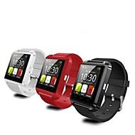 Smarta tillbehör - Smart Watch - Bluetooth 4.0 -  Handsfreesamtal/Mediakontroll/Meddelandekontroll/Kamerakontroll - till