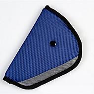 elegante e confortável cinto de segurança automóvel criança (cores aleatórias)