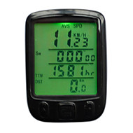 25 Functions Waterproof backlight LCD Cycling Bike Bicycle Computer Odometer Speedometer Accessories