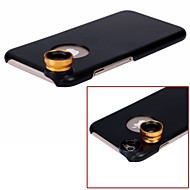 Apexel 2 in 1 Screw-in Wide Angle 0.67X + Macro Lens 10X with Cover Case and Lens Bag for iPhone 6 (Assorted Color)