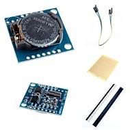 I2C DS1307 reaaliaikainen kello moduuli pikkuruinen RTC 2560 uno r3 ja tarvikkeet arduino