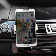 universal bil Air vent mount telefon holder til iphone 6 / plus / 5s / 4/3 Stativ til Samsung Galaxy Note 4/3/2 S5 / S4