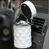 sezione abs diamante witn condotto posacenere luce per l'automobile