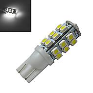 1.5 T10 - Dekorations Lys (Kølig hvid 100lm lm- DC 12