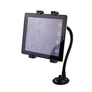 """Suporte com Copo de Sucção para Tablet PC de 7""""-10"""" (H93 + C60, Rotação de 360 Graus, Preto)"""