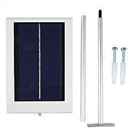 y-solar 12 led pannello alimentato illuminazione del sensore lampada solare principale solare della luce di via percorso all'aperto sl1-1 emergenza