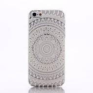 Design Especial - iPhone 5/iPhone 5S - Cobertura de Trás ( Multi-Côr , Policabornato )