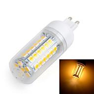 Bombillas LED de Mazorca T E14 / G9 / E26/E27 8W 48 SMD 5050 700-800 LM Blanco Cálido AC 100-240 V 1 pieza