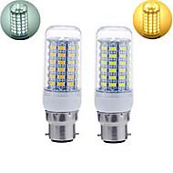 1pcs B22 25W 69X SMD 5730 1656LM 2800-3500/6000-6500K Warm White/Cool White Corn Bulbs AC 220V