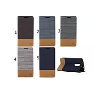 のために LGケース カードホルダー / ウォレット / スタンド付き / フリップ ケース フルボディー ケース ソリッドカラー ハード PUレザー LG LG G8