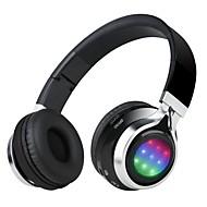 Headphones (Headband) - Ecouteurs - Bluetooth - Casques (Bandeaux) - avecAvec Microphone/DJ/Règlage de volume/Radio FM/Jeux/Sports/Réduction de