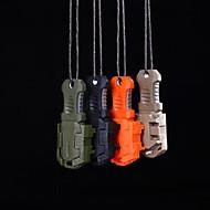 edc mini acciaio inossidabile molle cinghie fibbia auto strumento di sopravvivenza difesa