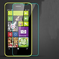 Round Edge 0.3 mm Explosion Proof Tempered Glass Screen Film Protector for Nokia Lumia 630