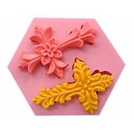 Chrome Cross Silicone Mold Cake Decorating Tools Cupcake Silicone Moldes 3D Chocolate Mold Ferramentas Candy