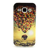Για Samsung Galaxy Θήκη Με σχέδια tok Πίσω Κάλυμμα tok Μπαλόνι TPU Samsung J1