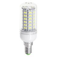 10W E14 LED-kornpærer T 56 SMD 5730 1000 lm Varm hvit / Naturlig hvit AC 110-130 V 1 stk.