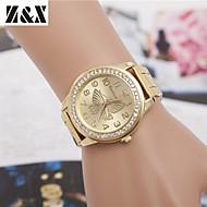 Women's Fashion Diamond Butterfly Quartz Analog Steel Belt Watch(Assorted Colors)