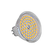 YWXLIGHT® GU5.3(MR16) 6W 60x2835SMD 720LM 2800-3200K/6000-6500K Warm/Cool White Light DC 12V