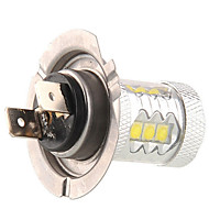 50W H7 Luci da arredo 14LED LED ad alta intesità 1200 lm Bianco DC 12 / DC 24 V 1 pezzo