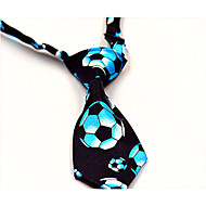 Football Style  Neck Tie for Pets Dogs Cats (Neck: 26-38cm)