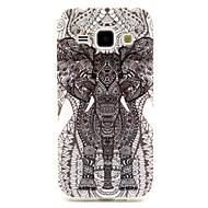 Για Samsung Galaxy Θήκη Με σχέδια tok Πίσω Κάλυμμα tok Ελέφαντας TPU Samsung J1