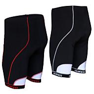 REALTOO Mulheres / Homens / Unissexo Ciclismo Moto Shorts Shorts VerãoRespirável / Resistente Raios Ultravioleta / Secagem Rápida /