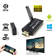 Newest A9 M806 TV Stick Miracast DLNA VSMART Miracast Chromecast Ipush TV Stick For Android Smartphone