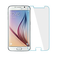 ASLING® 0.26 mm Rounded Edge Transparent 9H Toughened Glass Membrane for Samsung Galaxy S6