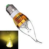 Ding Yao Luzes de LED em Vela E26/E27 15W 500-600 LM 2700-3500/6000-6500 K Branco Quente / Branco Frio 5 COB 1 pç AC 85-265 V